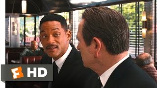Men in Black 3 - Secrets the Universe Doesn't Know Scene (10/10) | Movieclips