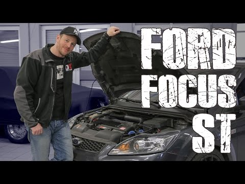 OK-Chiptuning - Ford Focus 2.5T ST    Softwareoptimierung Stage 2