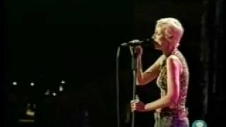 "Annie Lennox NO MORE ""I LOVE YOU'S"" 46664 Live 3/2005 (2/9)"