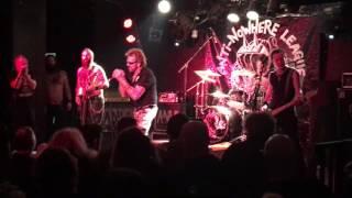 Pig Iron (live) - Anti Nowhere League - Mr Kyps Poole 18/11/16