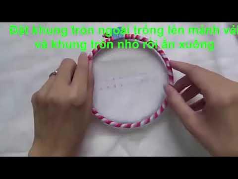 Kĩ thuật 5.Bài 2. Thêu dấu nhân ( tiết 1+2)
