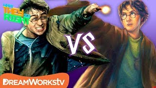 Harry Potter: BOOKS Vs MOVIES - Which Wins?? | WHAT THEY GOT RIGHT