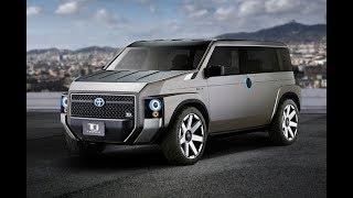 New Toyota TJ Cruiser Hybrid, Infinity Autonomous Drive, Lamborghini прототип Urus: автоновости