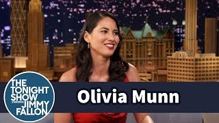 Download Youtube: Olivia Munn Is the Family Disappointment
