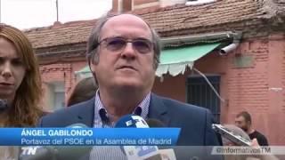 #SalvaPeironcely10. Telenoticias. Telemadrid