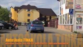 preview picture of video 'Autoškola Prešov - autoškolaTINKA'