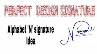 signature name style n - Thủ thuật máy tính - Chia sẽ kinh
