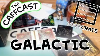 Loot Crate Unboxing & Review - September 2014 - GALACTIC!