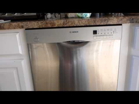 Bosch Dishwasher Review & Opinions After 8 Months Ownership