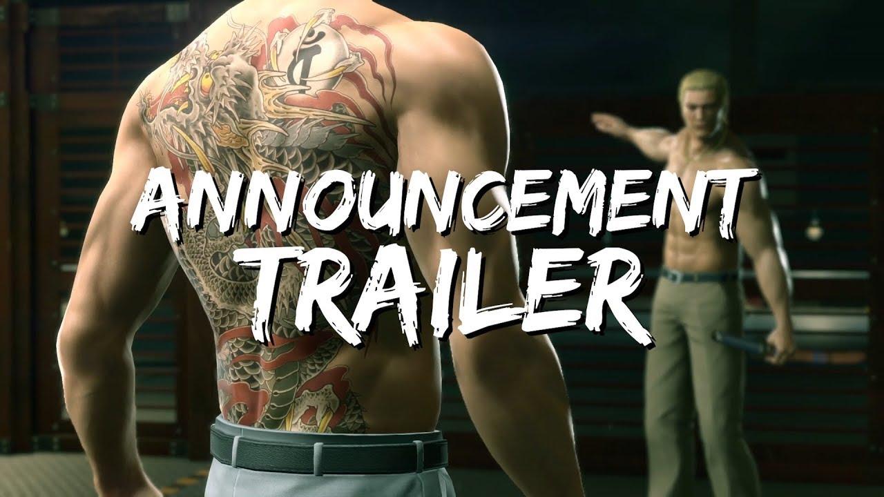Trailer di Yakuza Kiwami 2