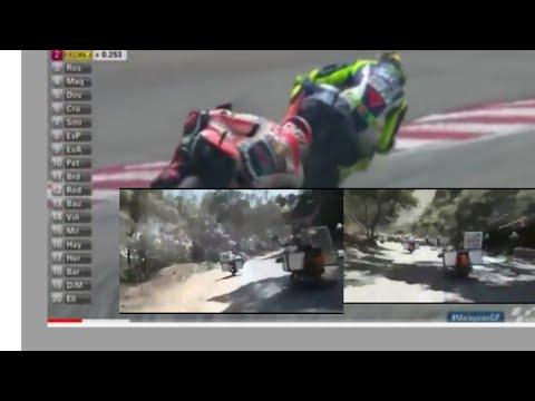 virall pedagang baso balapan moto Gp