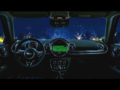 10 Stunden REGEN IM AUTO - Regenprasseln auf dem Autodach ★ Perfekt zum Einschlafen und entspannen