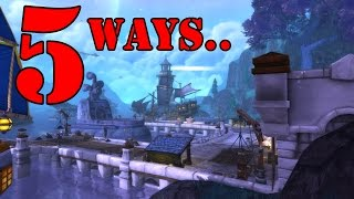 5 Ways to Make Shipyards AWESOME !!
