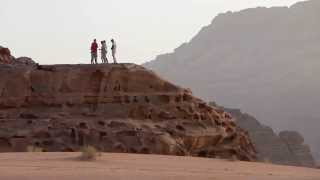 preview picture of video 'Wadi Rum (deserto) - Giordania'