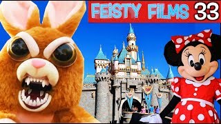 Feisty Films Episode 33: Disneyland Invaded by Feisty Pets!