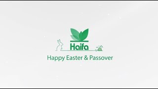 Happy Easter & Happy Passover!