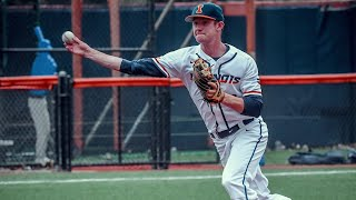 Illinois Baseball: Get to Know Michael Massey and Ben Troike