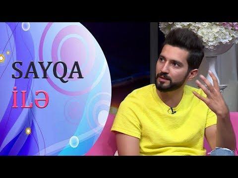 Ehmed efirde studiyani terk etdi - Sayqa ile - 29.09.2018 - Anons
