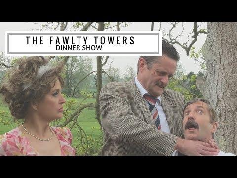 The Fawlty Towers Show Video