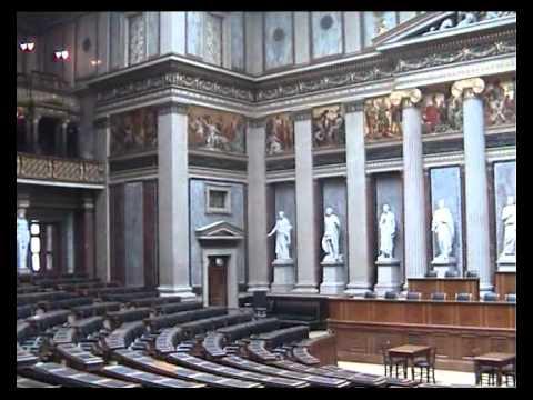 Парламент в Вене. Экскурсия в парламент