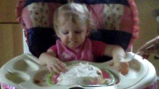 Bella's birthday cake