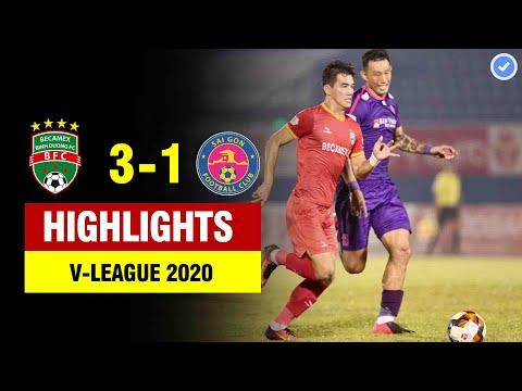 Highlights Bình Dương 3-1 Sài Gòn | Phản công như Real Madrid - Tiến Linh tinh tế kết liễu Sài Gòn