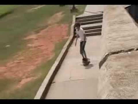 Tommy McManus skateboarding florida