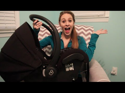 MAXI-COSI MICO AP REVIEW!