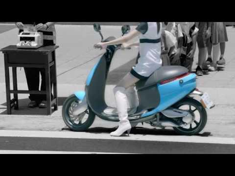 經濟部工業局TES電動機車空氣篇廣告影片