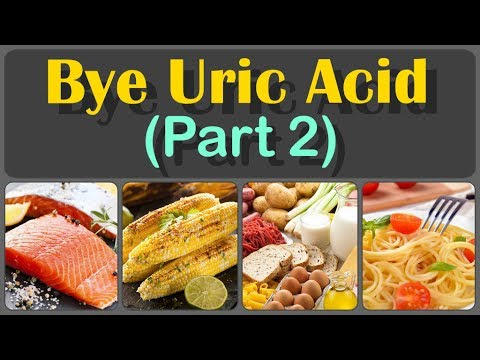 How To Decrease Uric Acid permanently And Top Foods That You