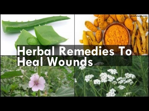 Video Remedies To Heal Wounds