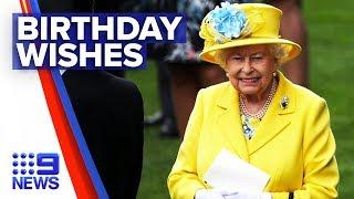 Coronavirus: Queen's birthday cancelled amid coronavirus fears | Nine News Australia