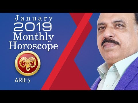 Monthly Horoscope Aries 2019 Star Monthly Predictions January