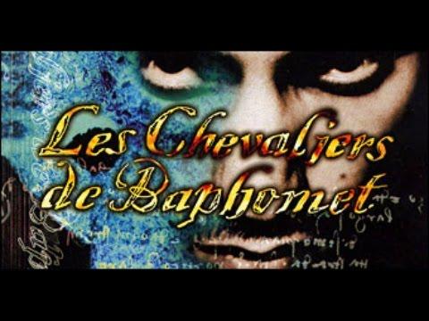 LES CHEVALIERS DE BAPHOMET / PC / 2 CD