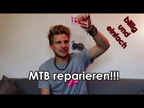MTB Teile billig reparieren!