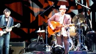 "John Hiatt ""Drive South"" (Madrid 2012)"