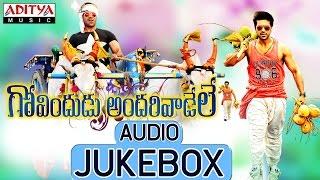 Govindudu Andarivaadele Songs Jukebox || Ram Charan, Kajal Agarwal