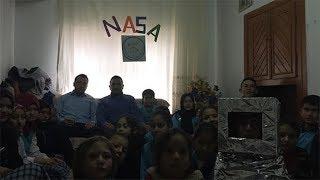 NASA görevlisi Konya'da öğrencilere seslendi