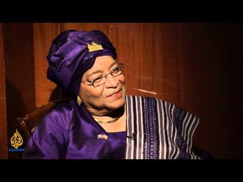 One on One - Ellen Johnson-Sirleaf
