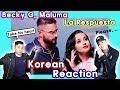 🔥(ENG) KOREAN BOYS react to Becky G, Maluma - La Respuesta💧💧