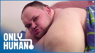 65 Stone and Trapped in My House (Obesity Documentary) | Only Human