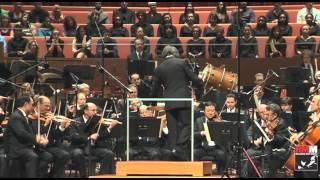 Riccardo Muti and the Chicago Symphony Orchestra - Concert at Millennium Park, 2010