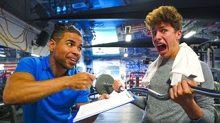 Should I Get a Gym Membership? | Juanpa Zurita