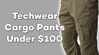 The Best Cheap Techwear Cargo Pants