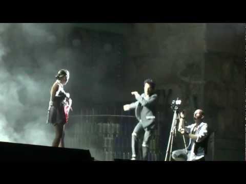 Mayumana With Ron Freund - Jerusalem Light Festival 2012