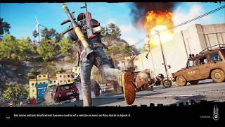 Just Cause 3 Part 7 Game Play Finish Province Find Hidden Missions PS4 Game PLay
