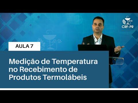 Medição de Temperatura - Aula 7