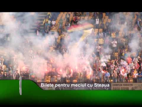Bilete pentru meciul cu Steaua