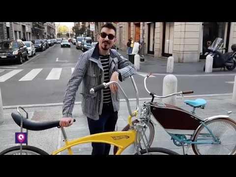 """Le nuove biciclette Bollani """"Re"""" e """"Scilla"""""""