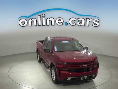Certified Pre-Owned 2019 Chevrolet Silverado 1500 RST